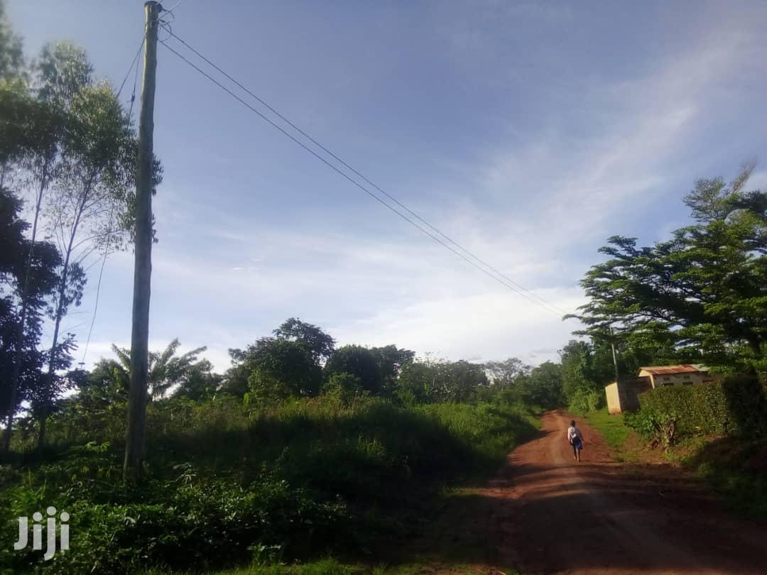Archive: Land In Mukono Mbalala For Sale