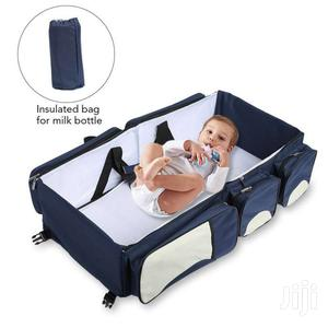 Baby Travel Bed And Bag. (3PC)