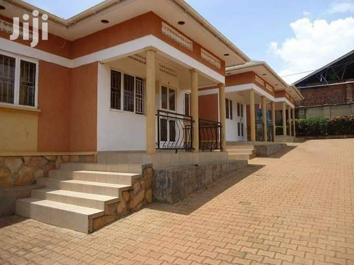 Archive: Two Bedroom House In Kireka For Rent