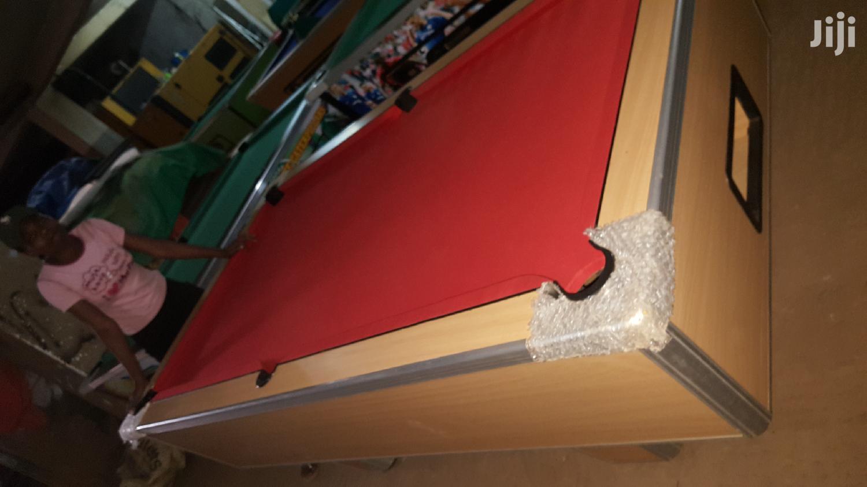 Used Pooltables
