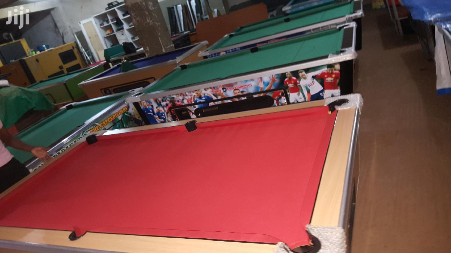 Used Pooltables | Sports Equipment for sale in Kampala, Central Region, Uganda