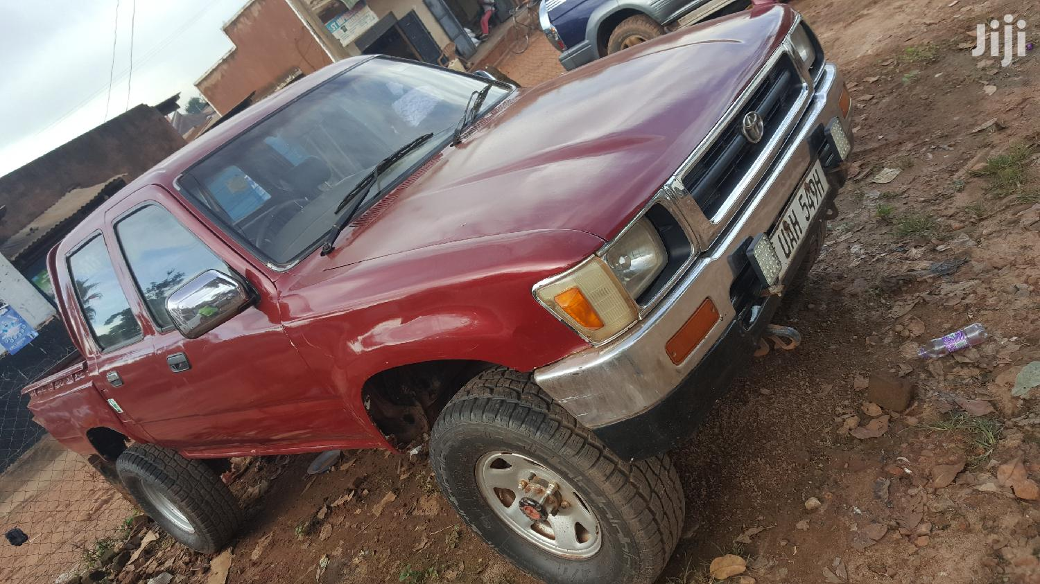 Toyota Hilux 1994 Red