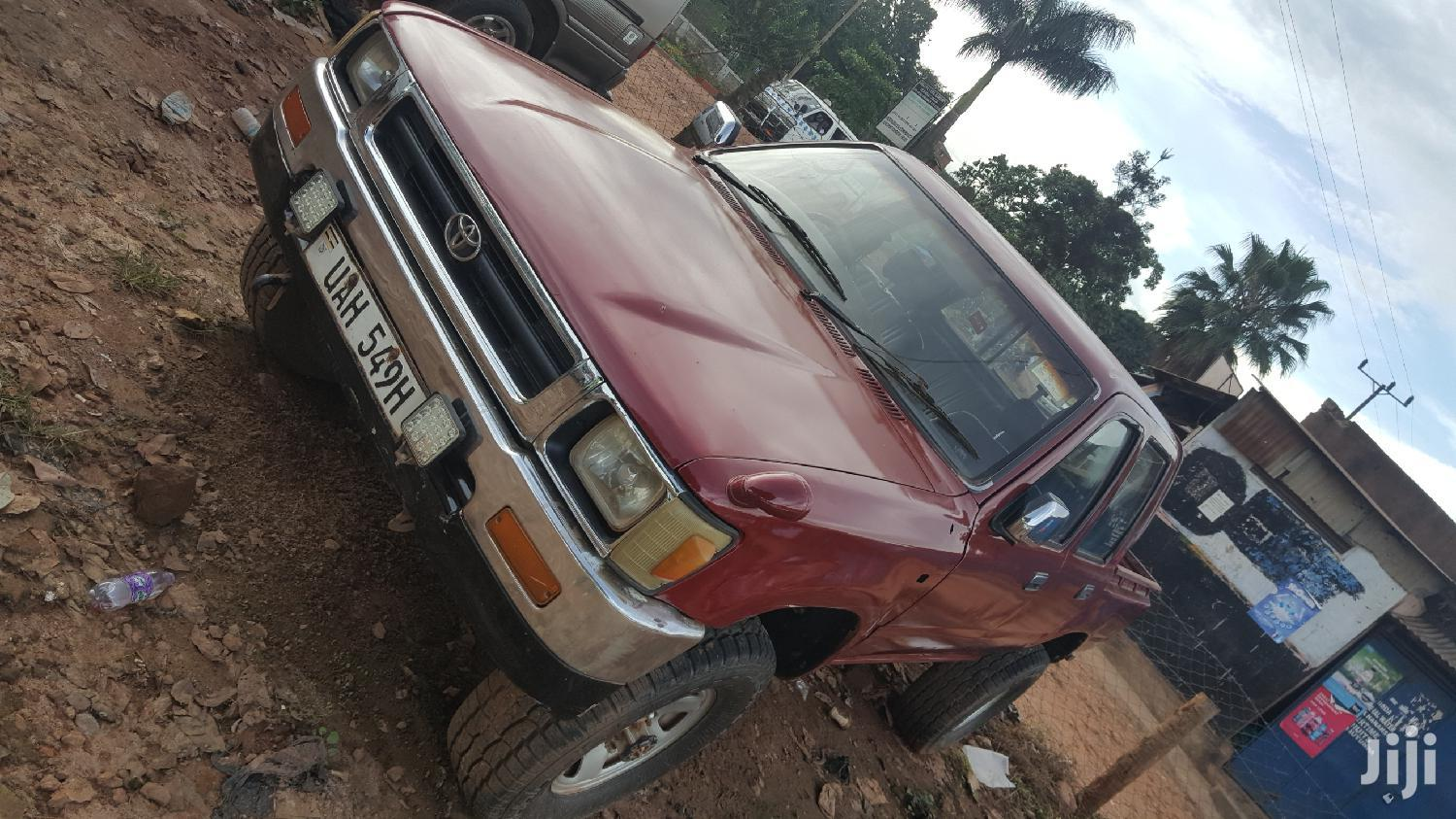 Toyota Hilux 1994 Red | Cars for sale in Kampala, Central Region, Uganda