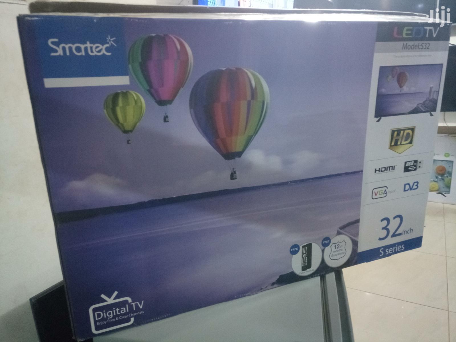"SMARTEC 32"" Flat Screen Digital TV   TV & DVD Equipment for sale in Kampala, Central Region, Uganda"