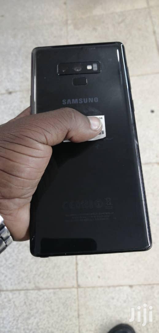 Samsung Galaxy Note 9 128 GB Black