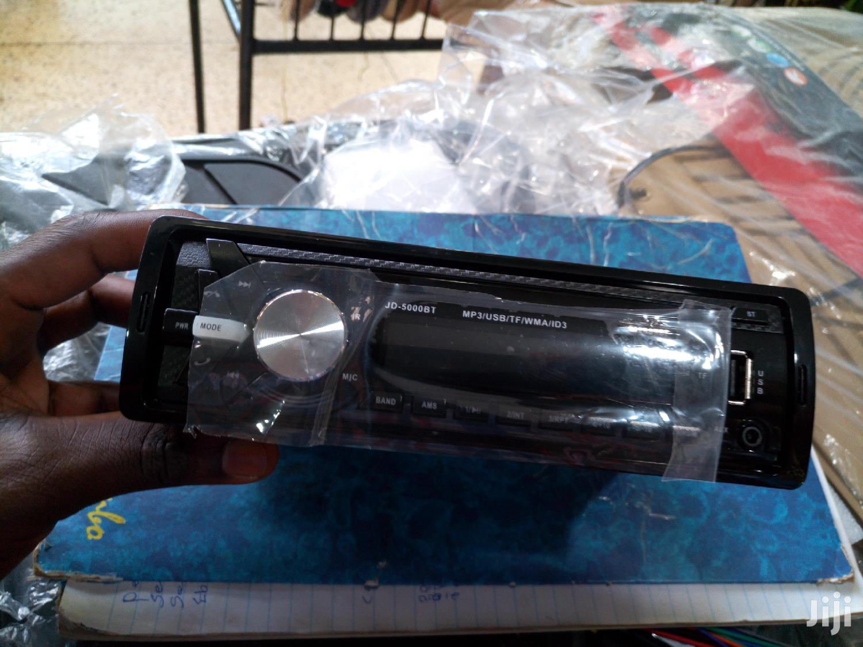 Radio With Bluetooth