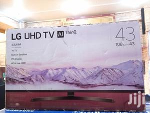 LG Uhd 4K Smart Tv 43 Inches