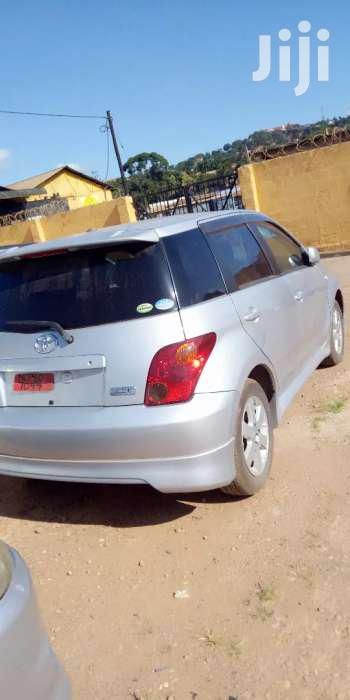 Archive: Toyota IST 2006 Silver