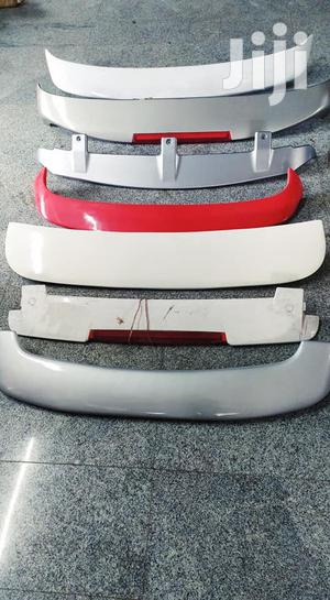 Car Rear Spoilers For All Cars | Vehicle Parts & Accessories for sale in Central Region, Kampala