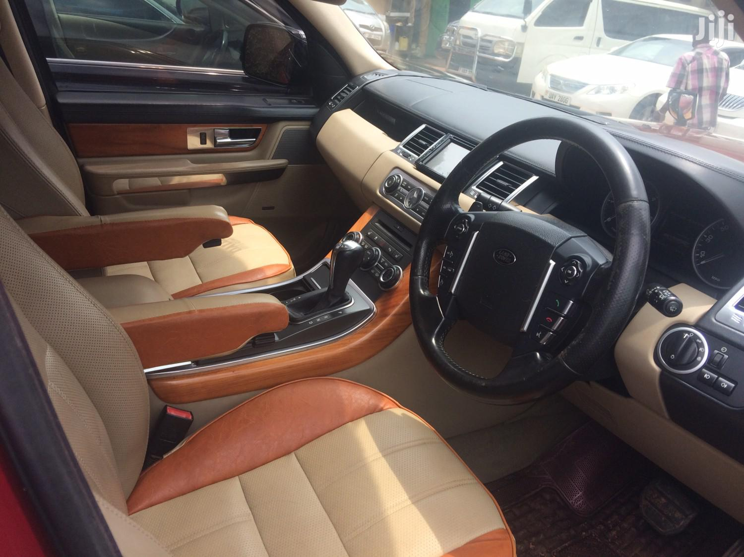 Land Rover Range Rover Sport 2009 Red | Cars for sale in Kampala, Central Region, Uganda