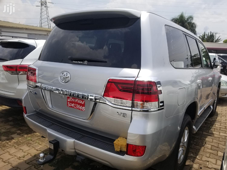 Toyota Land Cruiser 2017 Silver   Cars for sale in Kampala, Central Region, Uganda