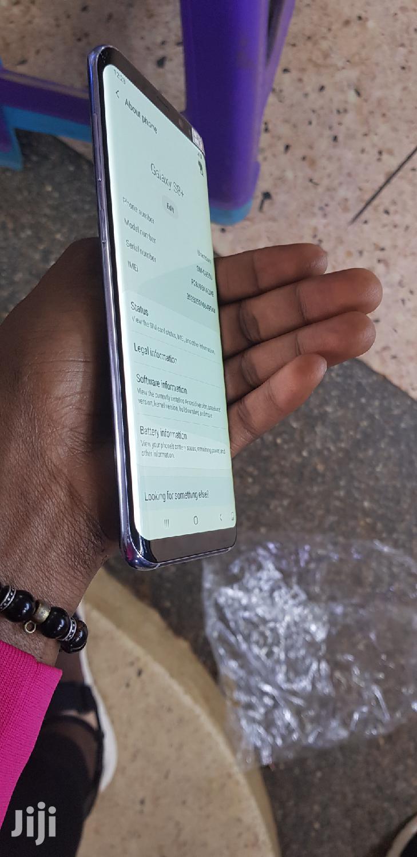 New Samsung Galaxy S8 Plus 128 GB Blue | Mobile Phones for sale in Kampala, Central Region, Uganda