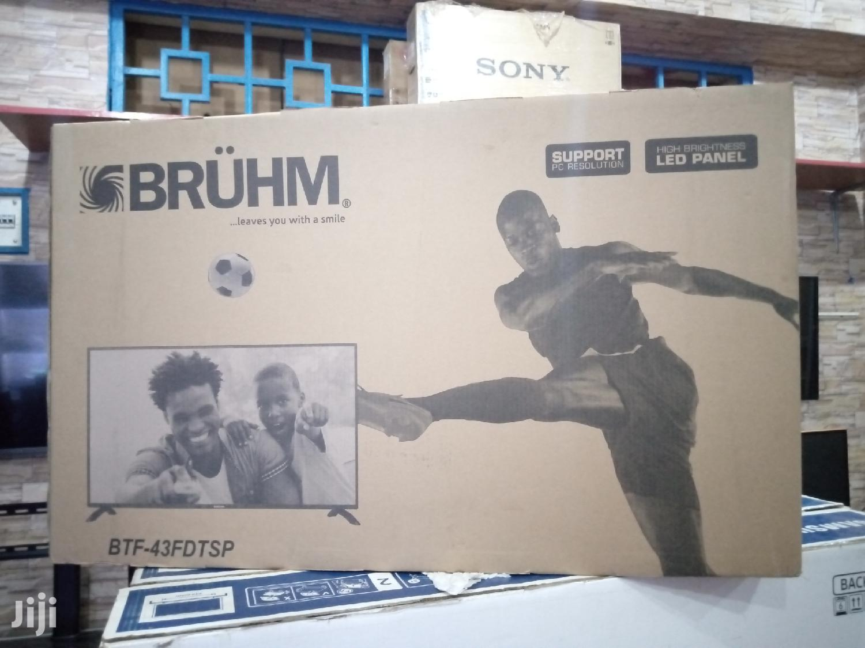 Bruhm 43 Inch Smart TV