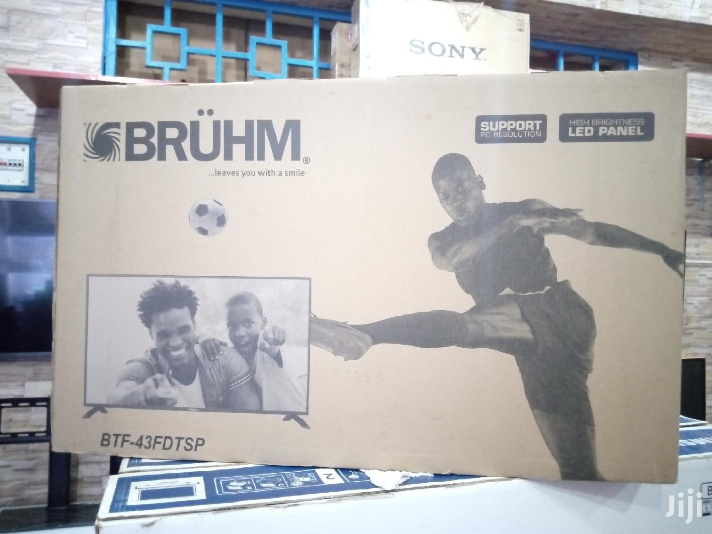 Bruhm 43 Inch Smart TV | TV & DVD Equipment for sale in Kampala, Central Region, Uganda