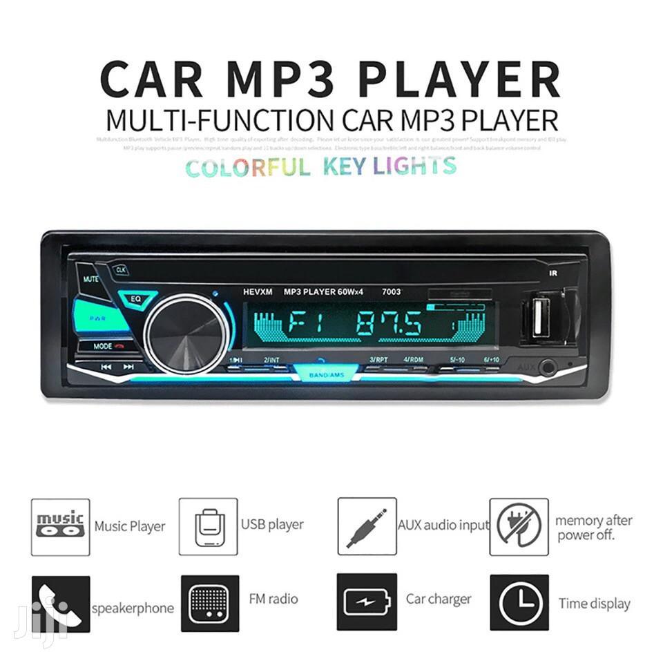 Car Remote Controlled Car Radio With Bluetooth