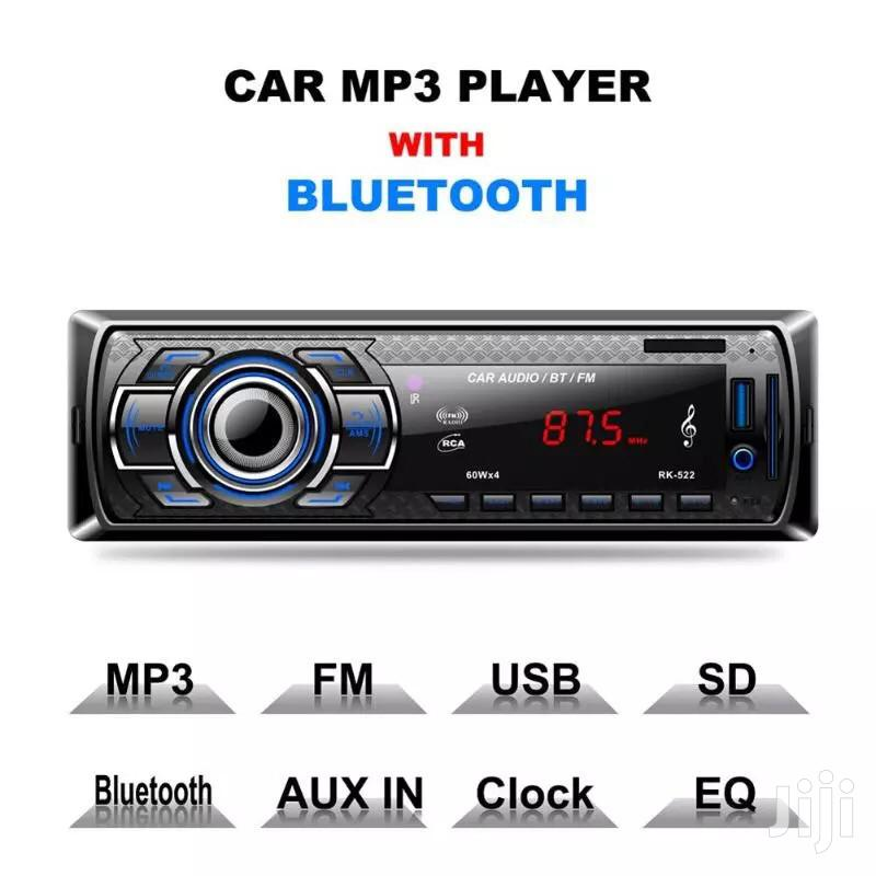 Hot Sale Bluetooth Car Stereo Radio