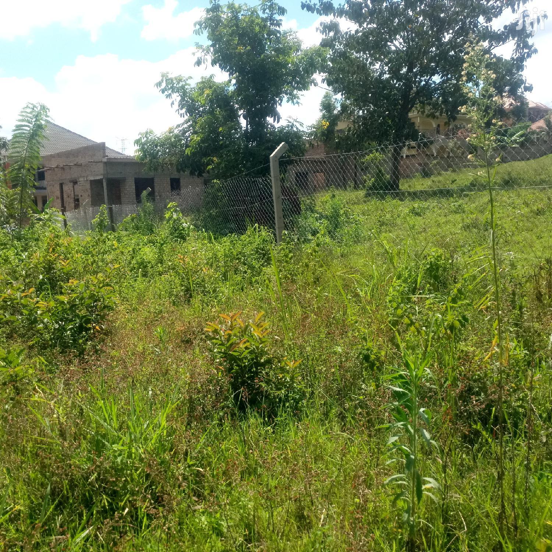 Land In Namugongo Sonde For Sale