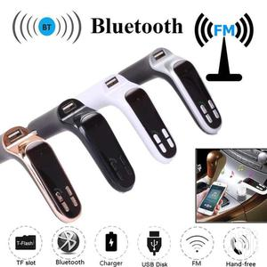 Universal Car G7 Bluetooth Fm Transmitter | Vehicle Parts & Accessories for sale in Central Region, Kampala