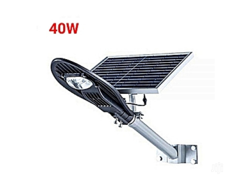 40w Solar Security Light