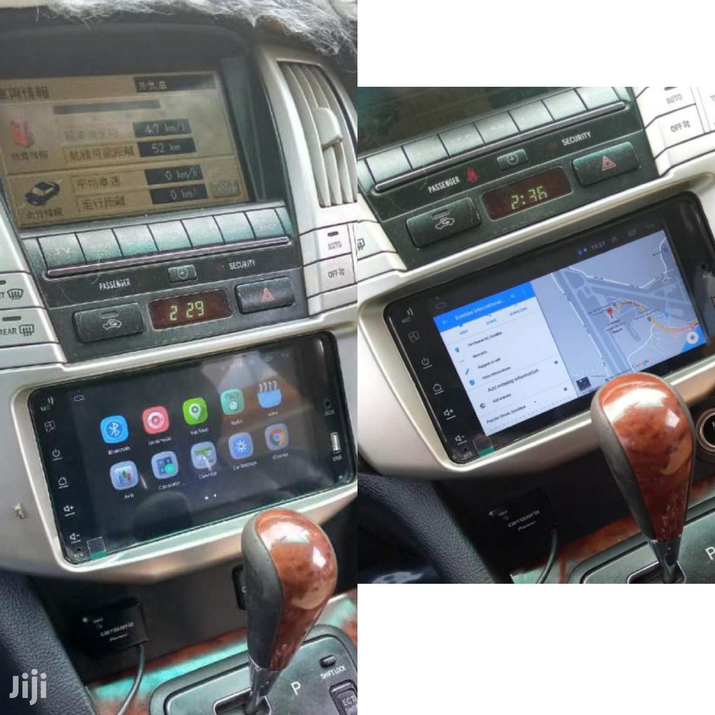 Christmas Offer Car Radio Android Harrier Kawundu
