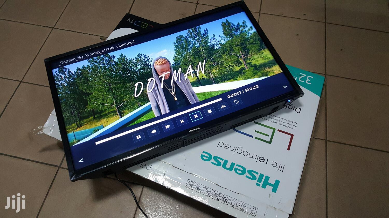 Archive: 32inches Hisense Digital And Satellite Flat Screen TV