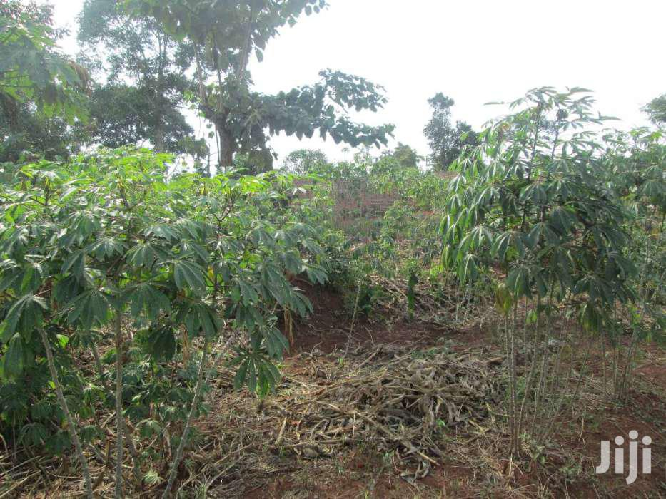 Plot In Kabembe For Sale