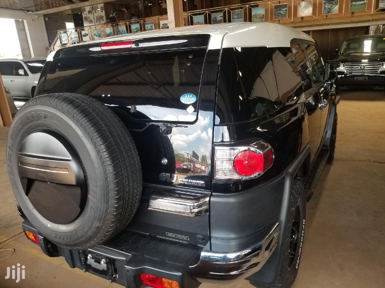 Toyota FJ Cruiser 2015 Black | Cars for sale in Kampala, Central Region, Uganda