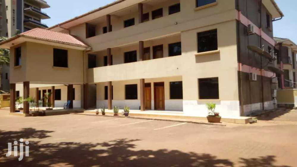 Block Of 12 Apartments For Rent In Naguru