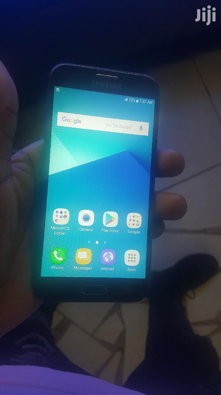 Samsung Galaxy J3 16 GB Black