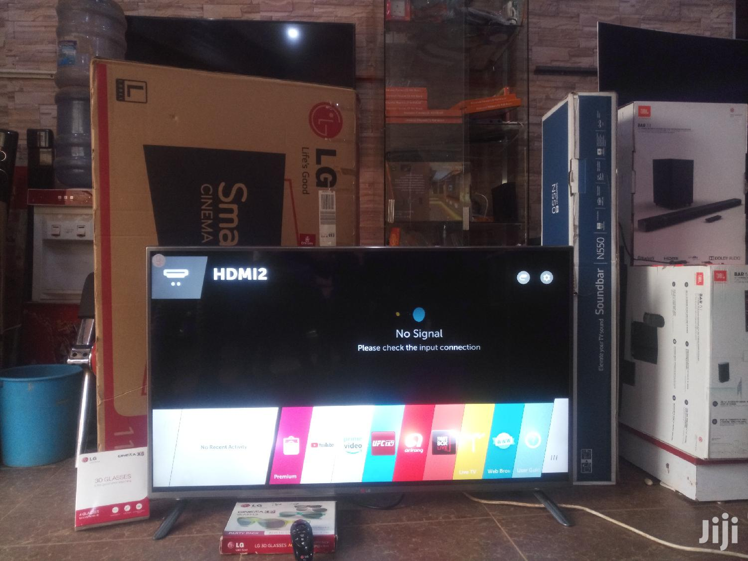 LG 50inches Smart And 3D | TV & DVD Equipment for sale in Kampala, Central Region, Uganda