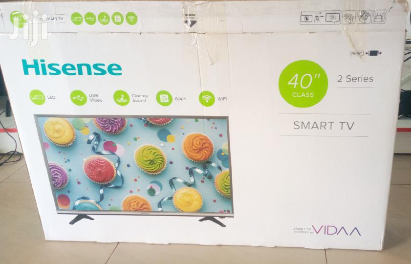 Hisense Smart Tv 40 Inches