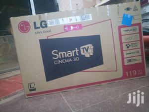 50 Inches LG 3D And 3D Glasses