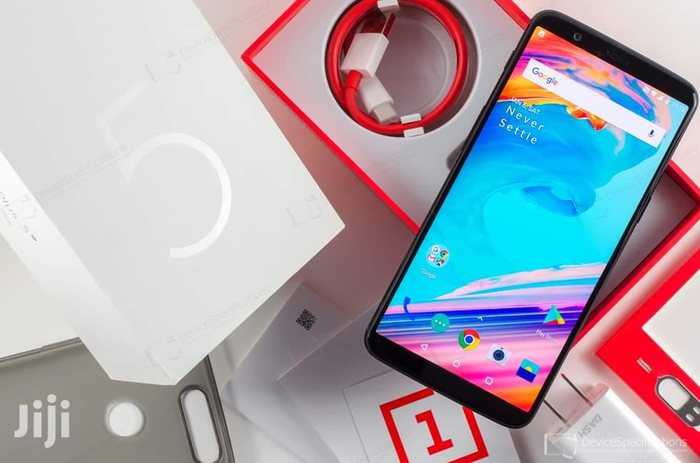 OnePlus 5T 128 GB Black | Mobile Phones for sale in Kampala, Central Region, Uganda