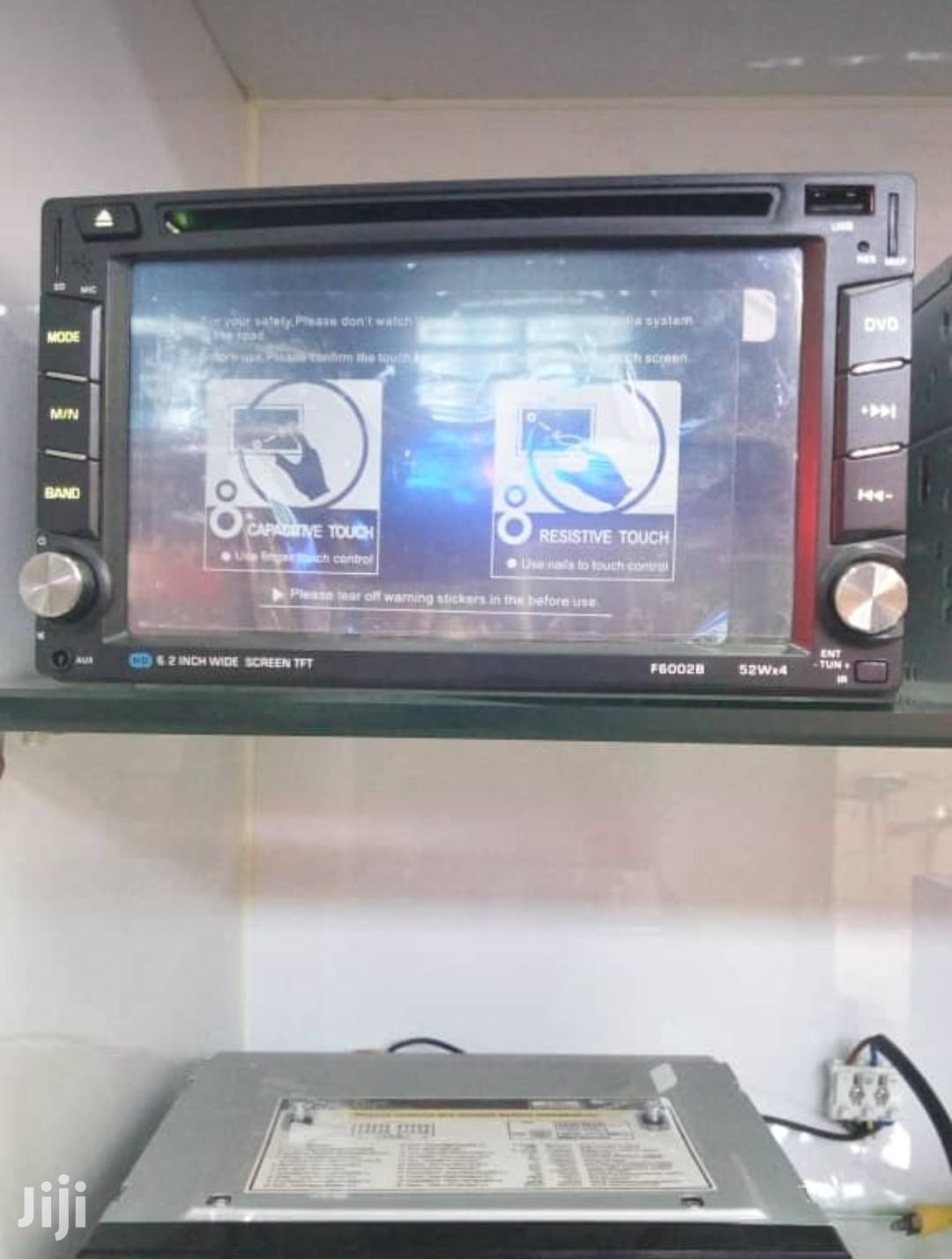 New Car Radio