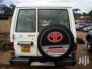 Toyota Land Cruiser 1998 White   Cars for sale in Central Region, Kampala