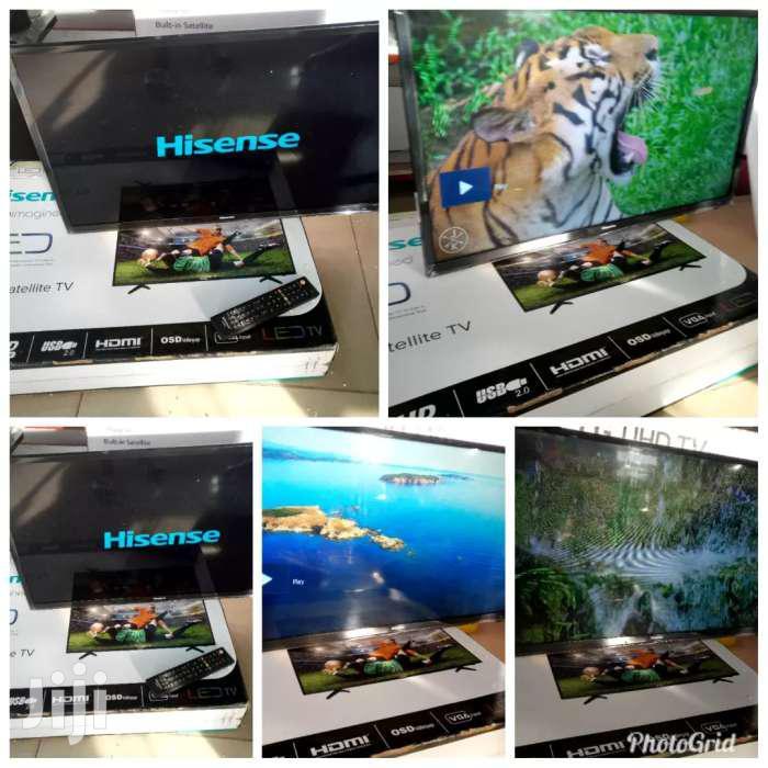 Brand New Hisense Flat Screen Tv 32 Inches