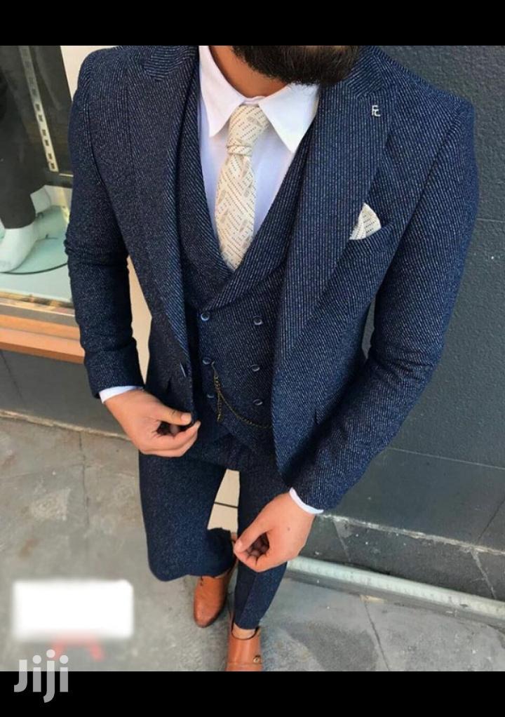 Archive: Wedding Suit