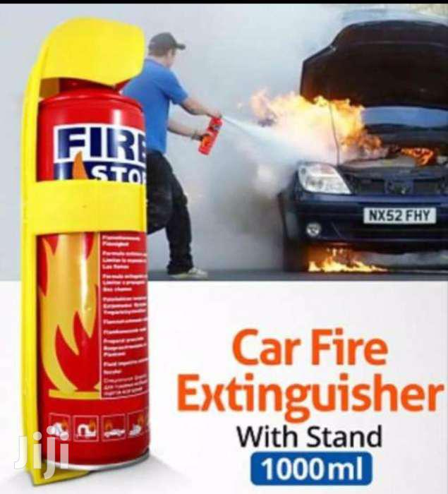 New Car Fire Extinguisher