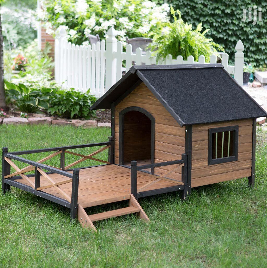 Dog Kennels/Dog Houses | Pet's Accessories for sale in Kampala, Central Region, Uganda