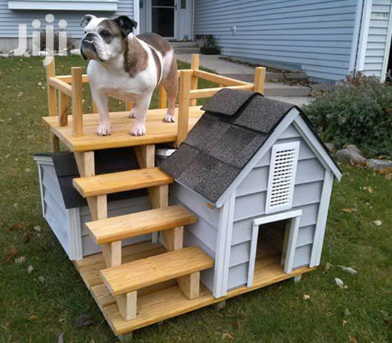 Dog Kennels/Dog Houses   Pet's Accessories for sale in Kampala, Central Region, Uganda
