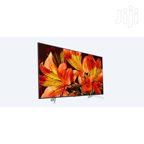 Sony 55 Inches Bravia, Android 4K Ultra HD LED Smart TV