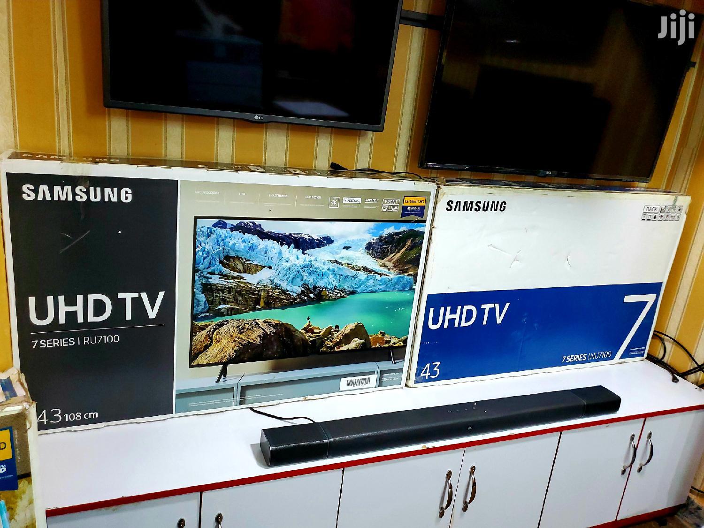 Brand New Samsung Smart Uhd 4k Tv 43 Inches