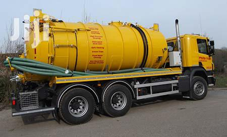 Septic Emptener,Cesspool For Hire | Automotive Services for sale in Kampala, Central Region, Uganda