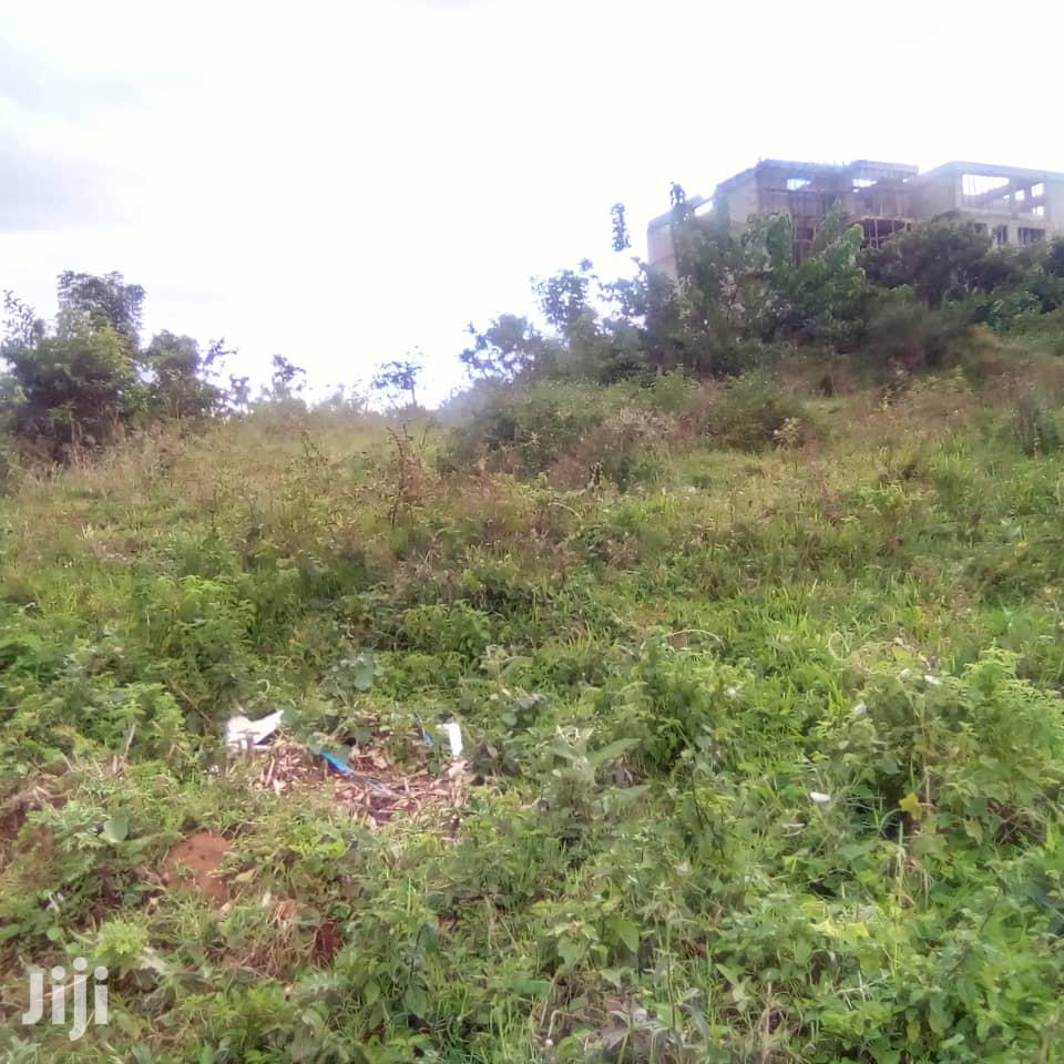 Archive: In Kyanja Jomayi Estate 31 Decimals Land For Sale