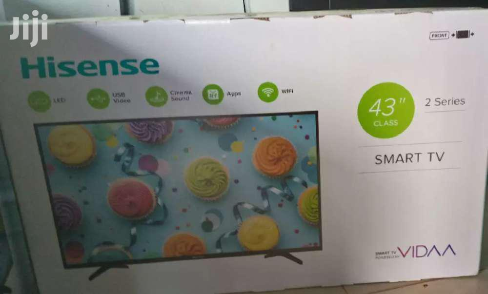 Hisense Smart TV 43 Inches