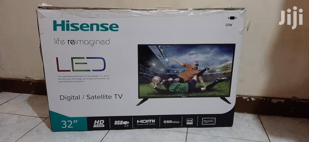 Hisense Digital Led Tv 32 Inches   TV & DVD Equipment for sale in Kampala, Central Region, Uganda