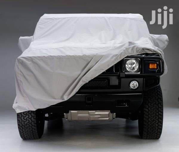 Car Cover Landcruiser