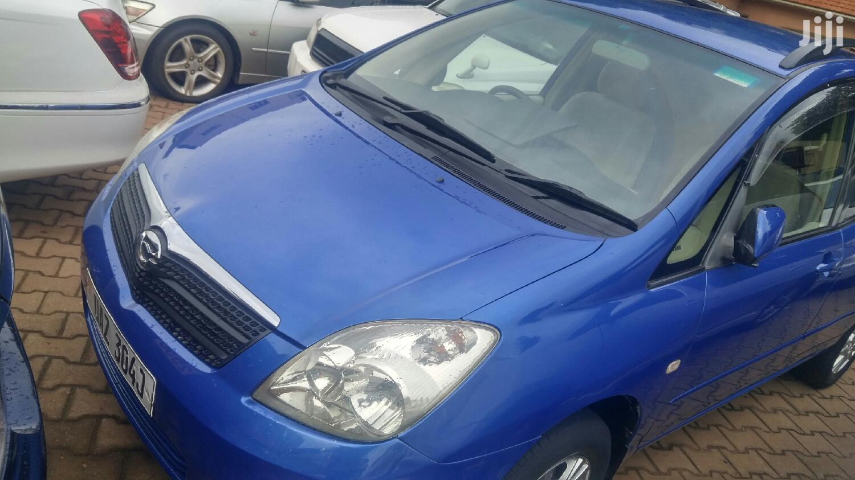 Toyota Spacio 2003 Blue | Cars for sale in Kampala, Central Region, Uganda
