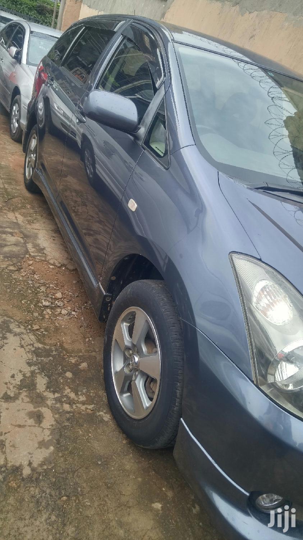 Toyota Wish 2003 Gray   Cars for sale in Kampala, Central Region, Uganda