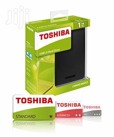 Archive: Brand New Toshiba External Hard Drive 1TB
